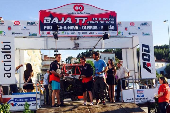 Baja TT Nova Oleiros-Portugal